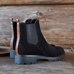 NEW Sam Edelman Jaclyn Chelsea waterproof booties